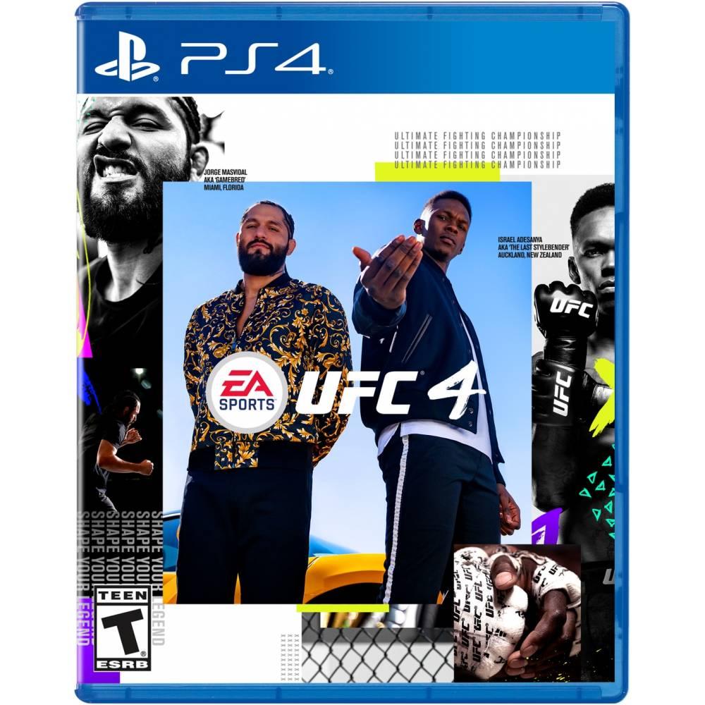 UFC4 (PS4/PS5) (Русские субтитры) (UFC4 (PS4/PS5) (RU)) фото 2