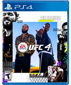 UFC4 (PS4/PS5) (Русские субтитры)