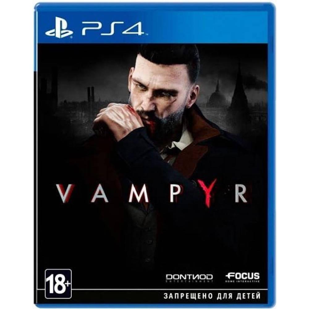 Vampyr (PS4) (Російська версія) (Vampyr (PS4) (RU)) фото 2