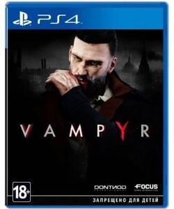 Vampyr (PS4) (Російська версія)