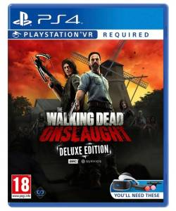 The Walking Dead Onslaught (PS4/PS5) (Английская версия)
