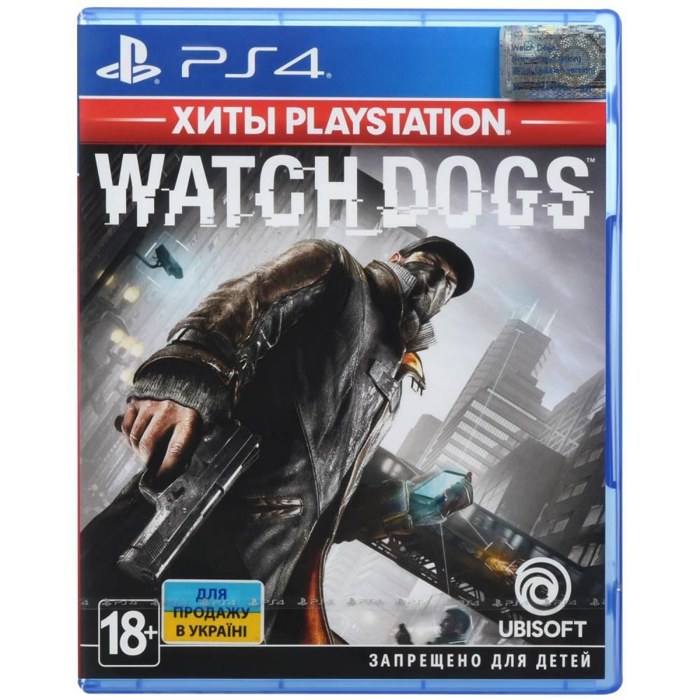 Watch Dogs (PS4) (Русская версия) (Watch Dogs (PS4) (RU)) фото 2