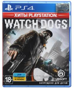 Watch Dogs (PS4) (Русская версия)