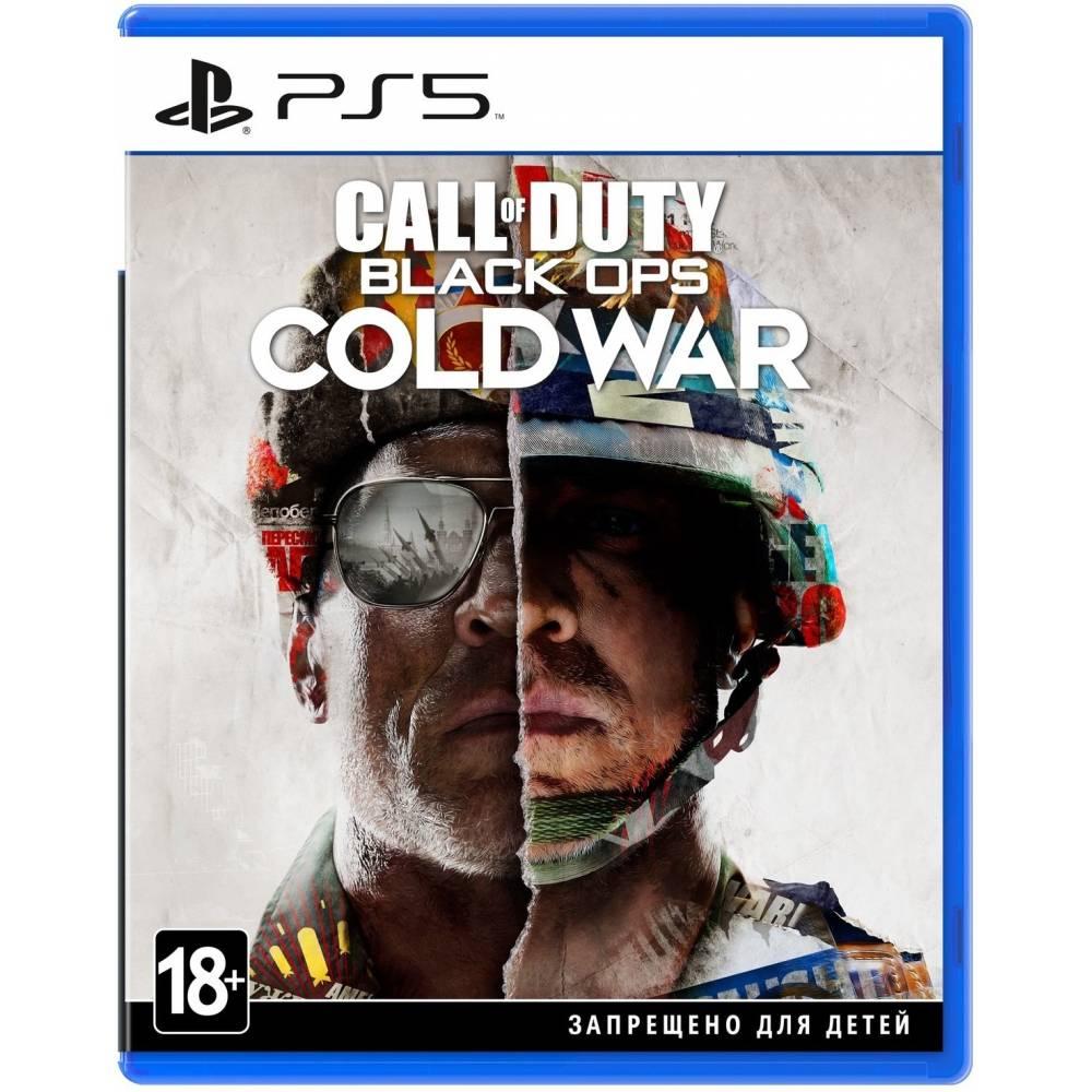 Call of Duty: Black Ops Cold War (PS5) (Російська озвучка) (Call of Duty: Black Ops Cold War (PS5) (RU)) фото 2