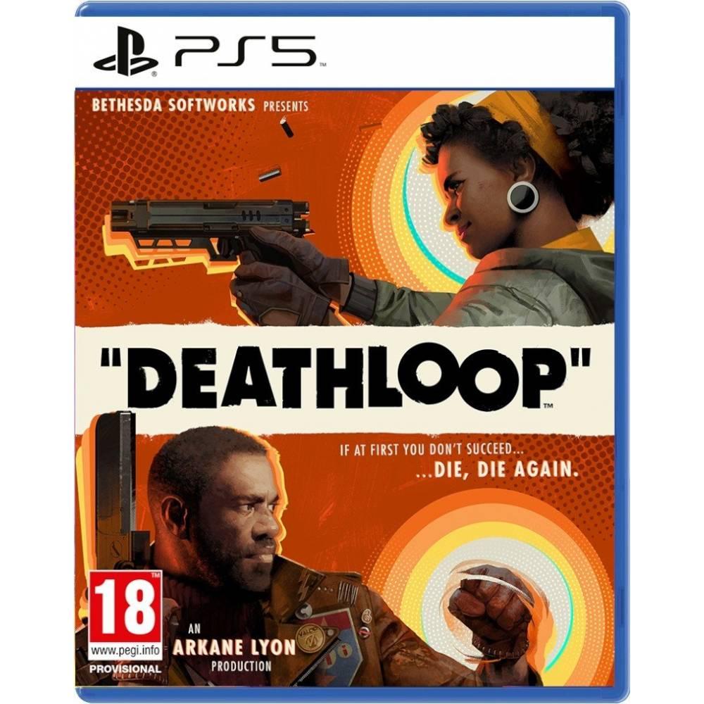 Deathloop (PS5) (Російська озвучка) (Deathloop (PS5) (RU)) фото 2