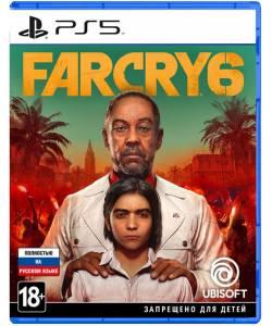 Far Cry 6 (PS5) (Русская озвучка)