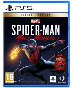 Marvel's Spider-Man: Miles Morales Ultimate Edition (PS5) (Російська озвучка)