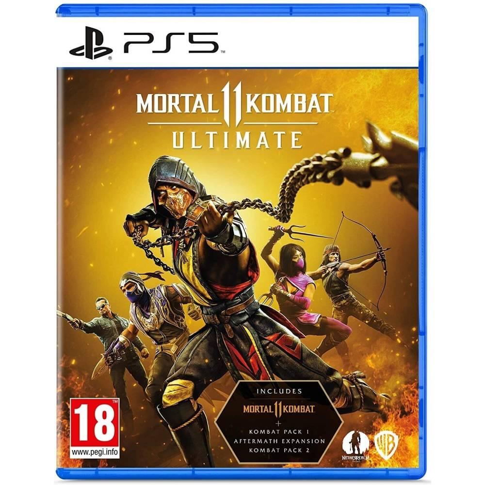 Mortal Kombat 11 Ultimate (PS5) (Російські субтитри) (Mortal Kombat 11 Ultimate (PS5) (RU)) фото 2