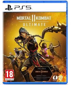 Mortal Kombat 11 Ultimate (PS5) (Російські субтитри)