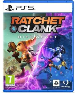 Ratchet & Clank: Rift Apart (PS5) (Русская озвучка)