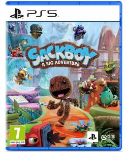Sackboy: A Big Adventure (PS5) (Російська озвучка)