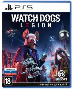 Watch Dogs: Legion (PS5) (Російські субтитри)