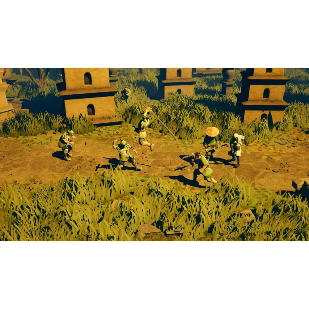 9 Monkeys of Shaolin (PS4/PS5) (Русская озвучка) (9 Monkeys of Shaolin (PS4/PS5) (RU)) фото 4