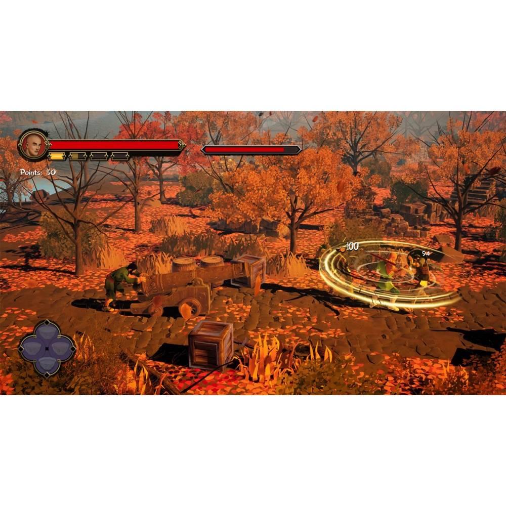 9 Monkeys of Shaolin (PS4/PS5) (Русская озвучка) (9 Monkeys of Shaolin (PS4/PS5) (RU)) фото 6