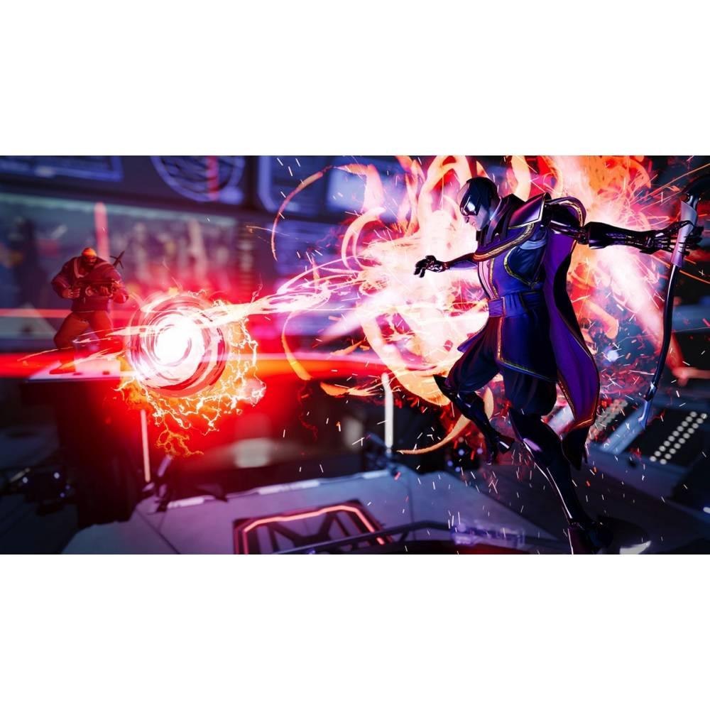 Agents of Mayhem (PS4/PS5) (Англійська версія) (Agents of Mayhem (PS4/PS5) (EN)) фото 3