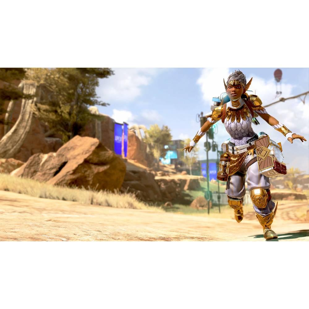 "Apex Legends: Lifeline Edition (Apex Legends: Издание ""Лайфлайн"") (PS4/PS5) (Русская озвучка) (Apex Legends: Lifeline Edition (PS4/PS5) (RU)) фото 4"
