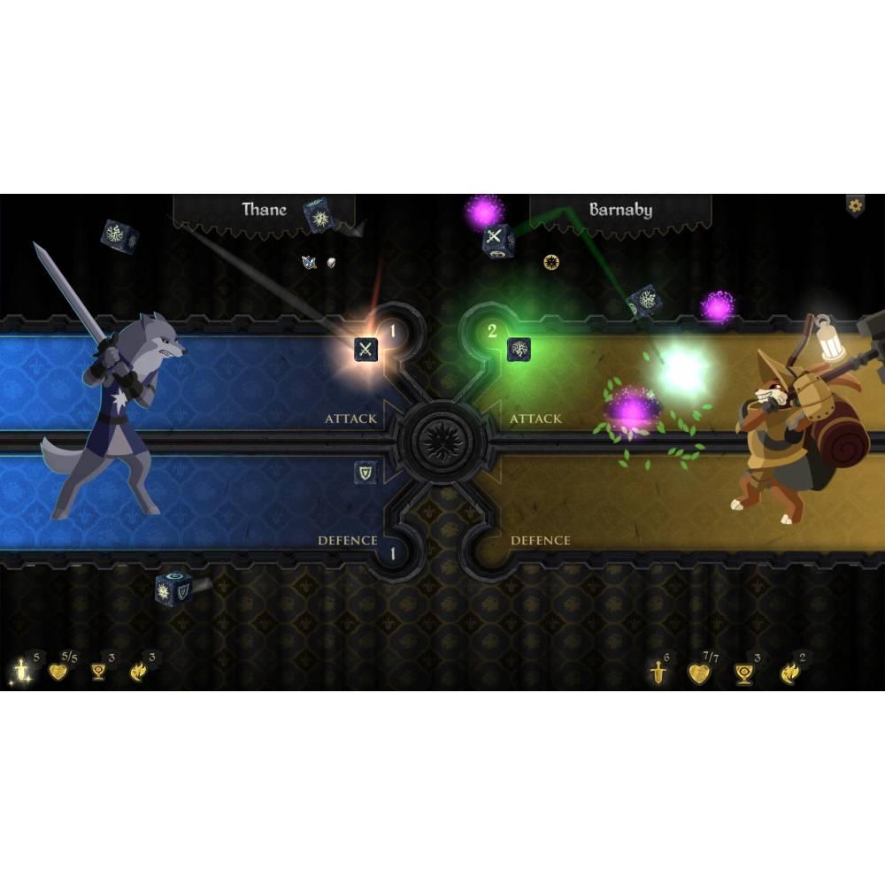 Armello Special Edition (PS4/PS5) (Русские субтитры) (Armello Special Edition (PS4/PS5) (RU)) фото 6