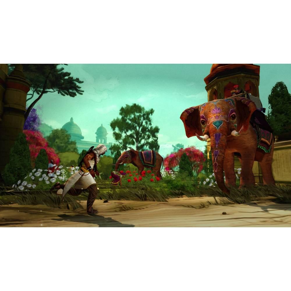 Assassin's Creed Chronicles (PS4/PS5) (Російські субтитри) (Assassin's Creed Chronicles (PS4/PS5) (RU)) фото 4