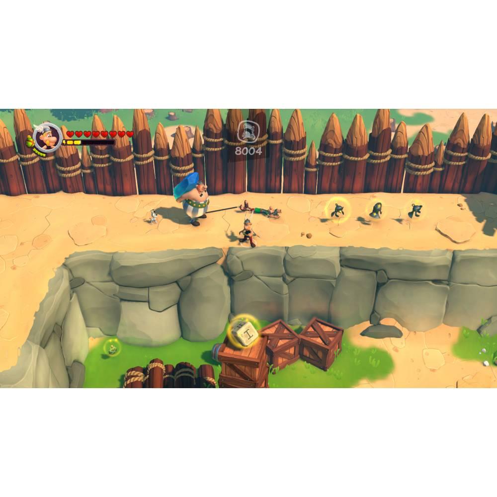 Asterix & Obelix XXL 3: The Crystal Menhir (PS4/PS5) (Англійська версія) (Asterix & Obelix XXL 3: The Crystal Menhir (PS4/PS5) (EN)) фото 3