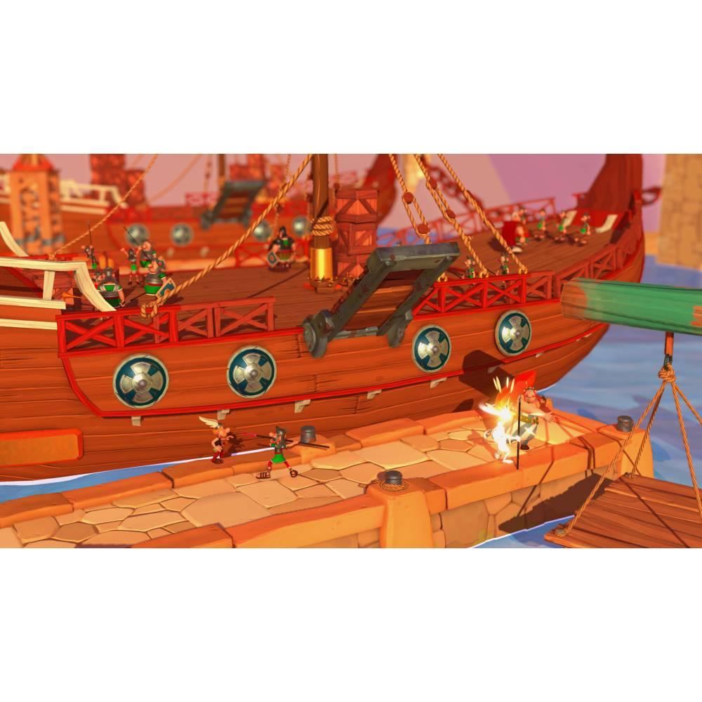Asterix & Obelix XXL 3: The Crystal Menhir (PS4/PS5) (Англійська версія) (Asterix & Obelix XXL 3: The Crystal Menhir (PS4/PS5) (EN)) фото 5
