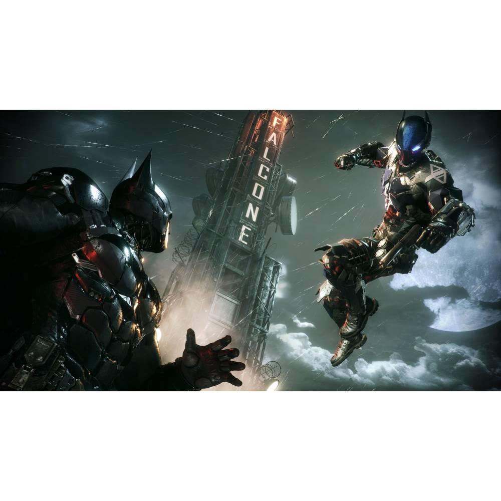 Batman: Arkham Knight (PS4/PS5) (Російські субтитри) (Batman: Arkham Knight (PS4/PS5) (RU)) фото 5
