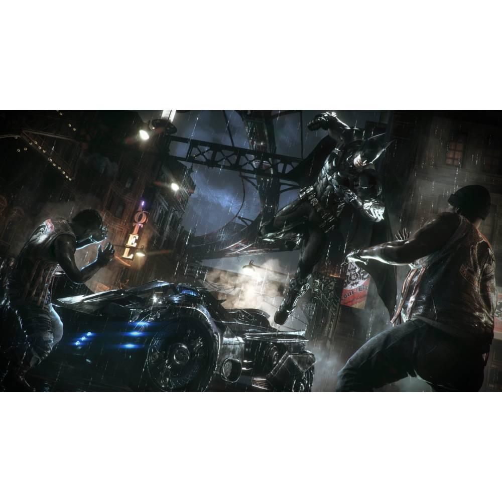Batman: Arkham Knight (PS4/PS5) (Російські субтитри) (Batman: Arkham Knight (PS4/PS5) (RU)) фото 6