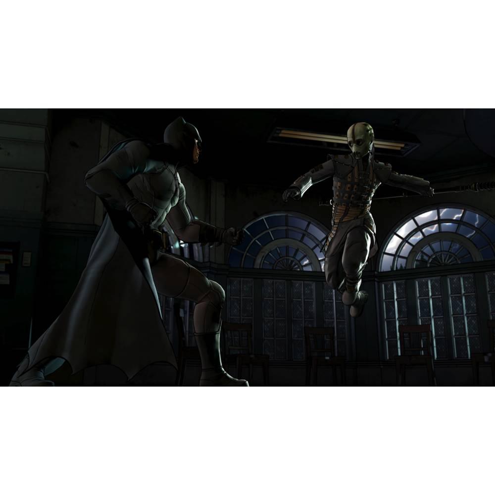 Batman: The Telltale Series (PS4/PS5) (Русские субтитры) (Batman: The Telltale Series (PS4/PS5) (RU)) фото 4