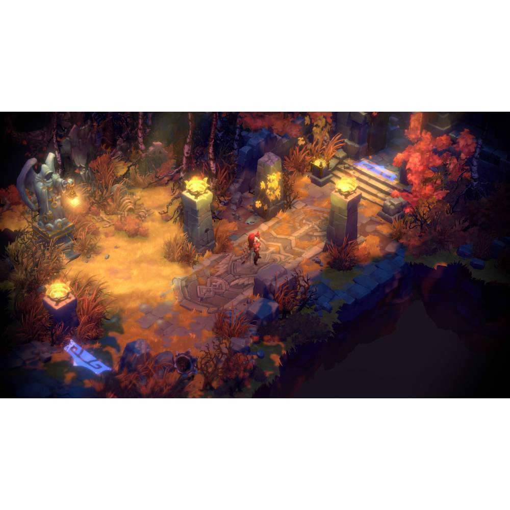 Battle Chasers: Nightwar (PS4/PS5) (Русская озвучка) (Battle Chasers: Nightwar (PS4/PS5) (RU)) фото 5