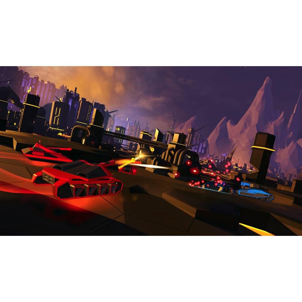 Battlezone VR (PS4/PS5) (Русские субтитры) (Battlezone VR (PS4/PS5) (RU)) фото 3