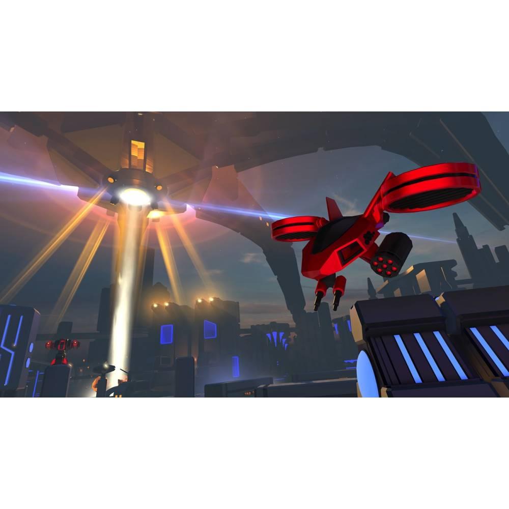 Battlezone VR (PS4/PS5) (Русские субтитры) (Battlezone VR (PS4/PS5) (RU)) фото 5