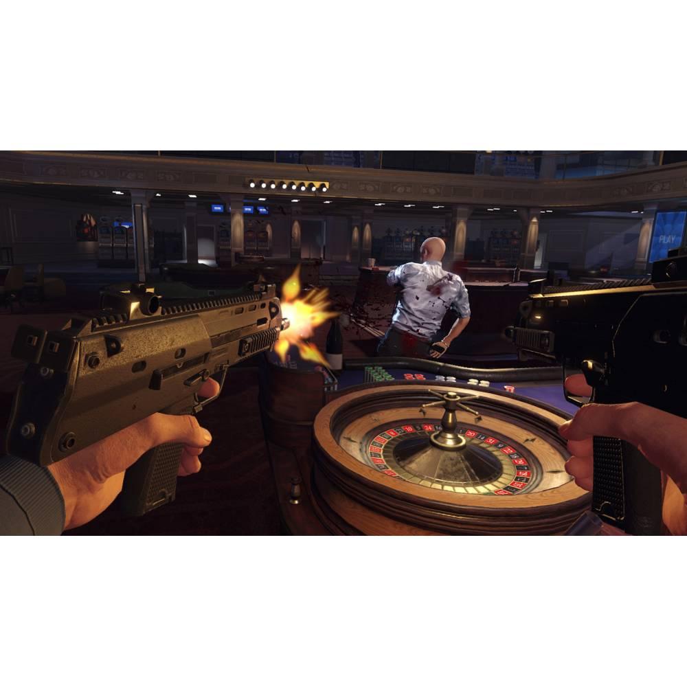 Blood & Truth VR (Кровь и истина VR) (PS4) (Русская версия) (Blood & Truth VR (PS4) (RU)) фото 3