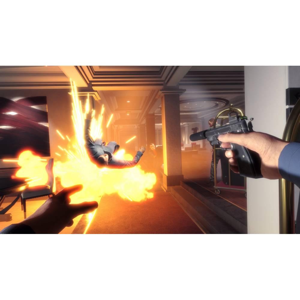 Blood & Truth VR (Кровь и истина VR) (PS4) (Русская версия) (Blood & Truth VR (PS4) (RU)) фото 5