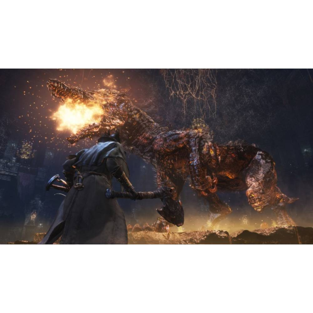 Bloodborne: Game of the Year Edition (PS4/PS5) (Русские субтитры) (Bloodborne: Game of the Year Edition (PS4/PS5) (RU)) фото 4