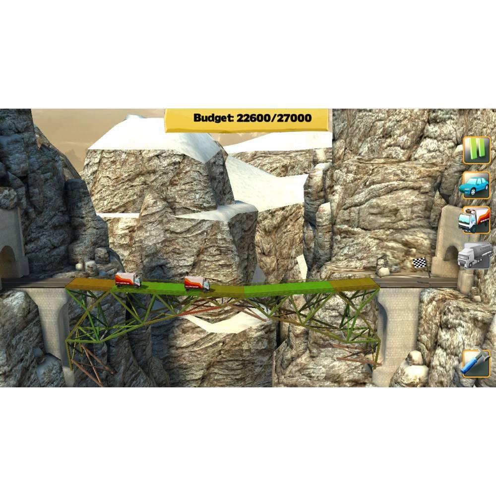 Bridge Constructor Compilation (PS4/PS5) (Русские субтитры) (Bridge Constructor Compilation (PS4/PS5) (RU)) фото 4