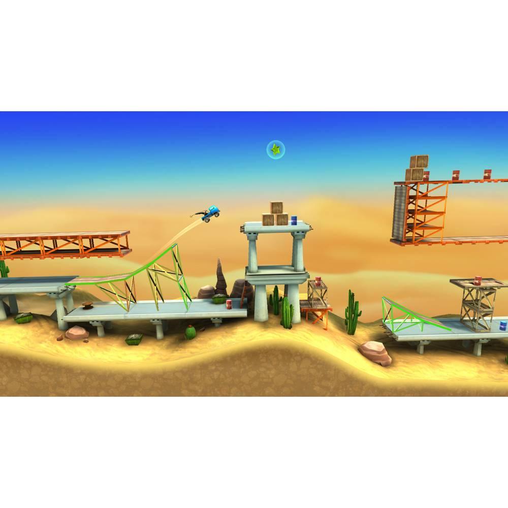 Bridge Constructor Compilation (PS4/PS5) (Русские субтитры) (Bridge Constructor Compilation (PS4/PS5) (RU)) фото 5