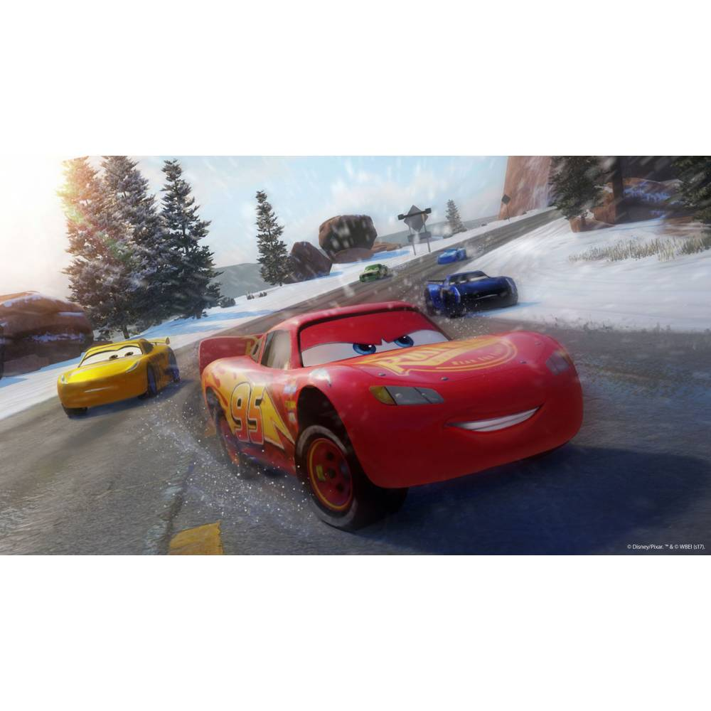 Cars 3: Driven to Win (Тачки 3: Навстречу Победе) (PS4) (Русская версия) (Cars 3: Driven to Win (PS4) (RU)) фото 5