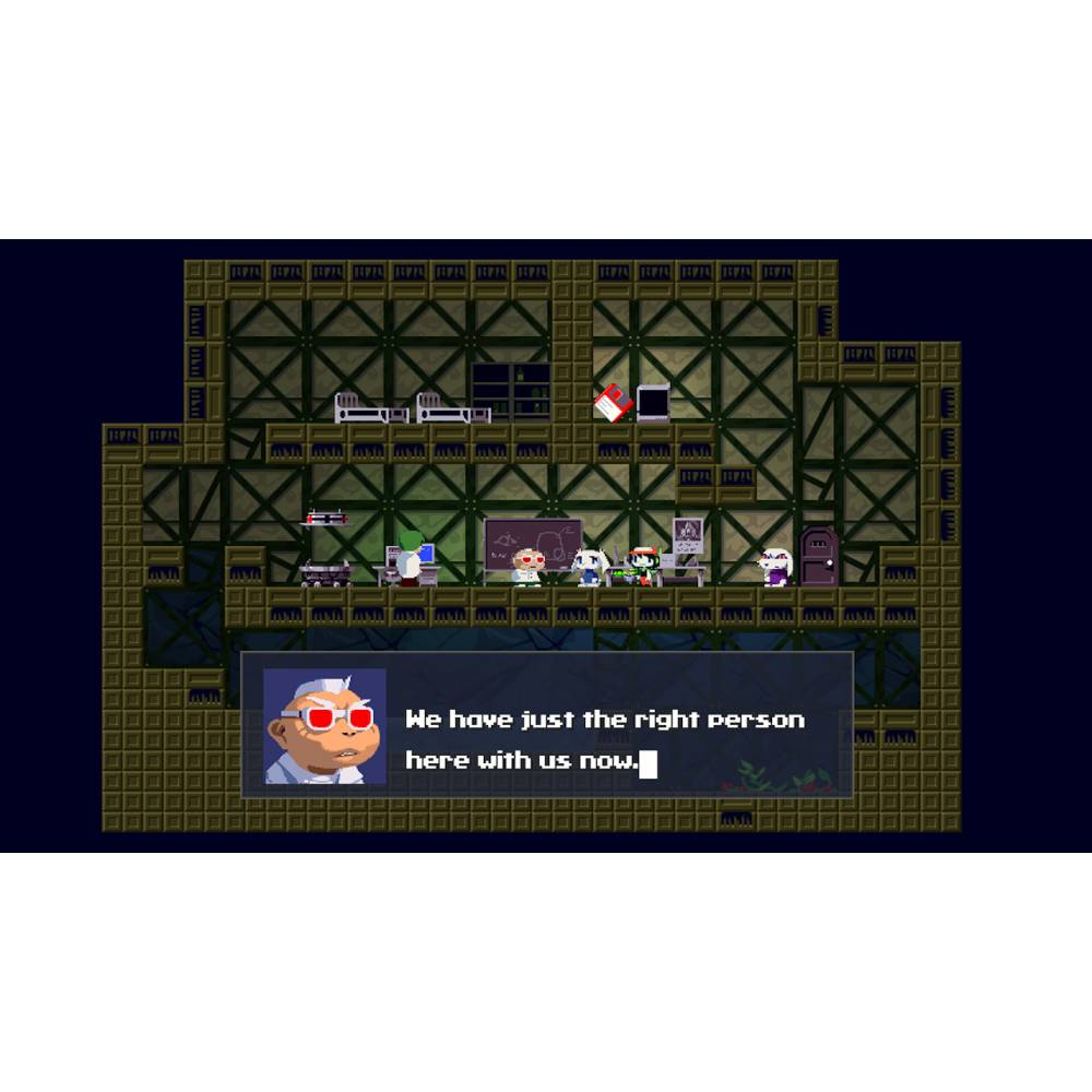 Cave Story+ (Nintendo Switch) (Английская версия) (Cave Story+ (Nintendo Switch) (EN)) фото 3
