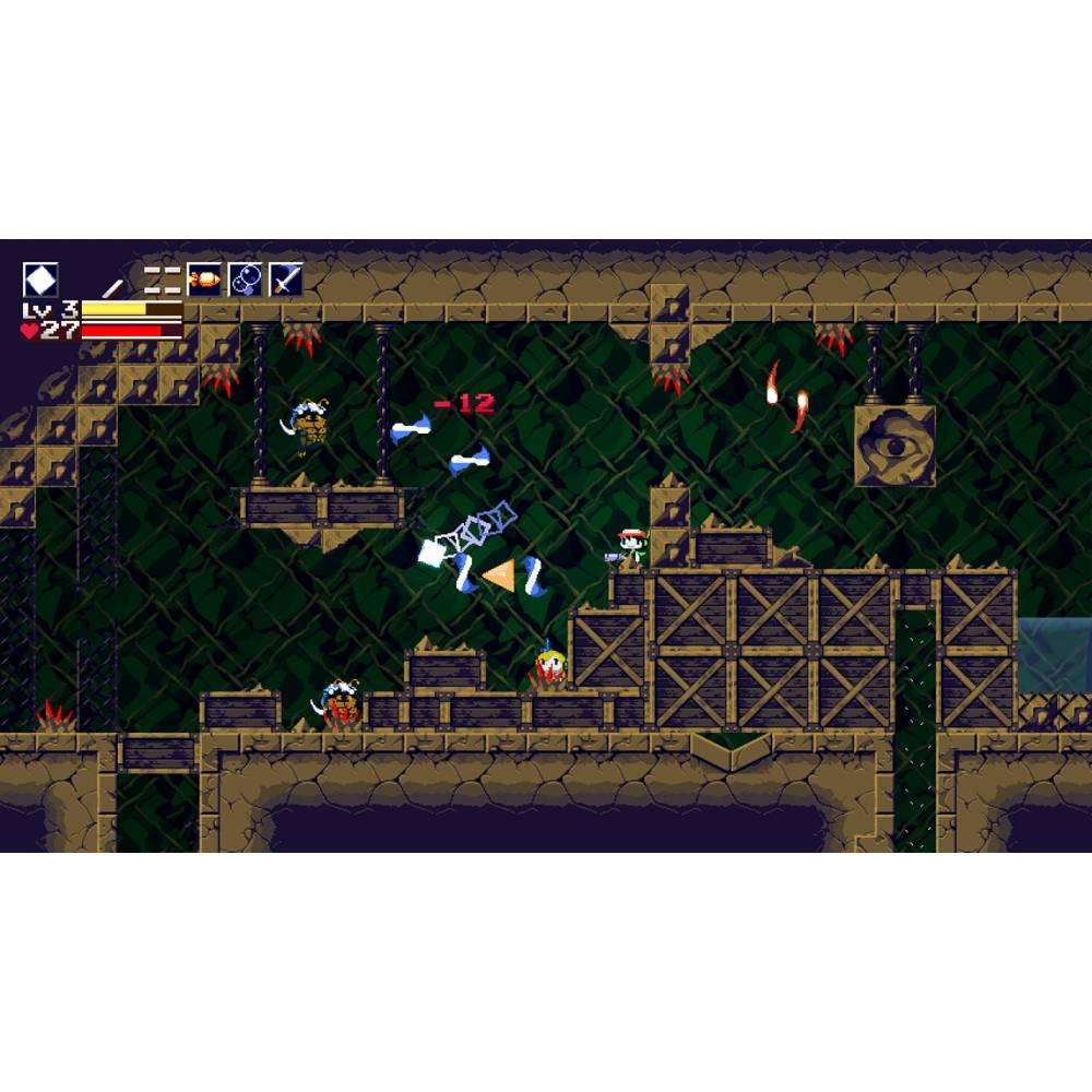 Cave Story+ (Nintendo Switch) (Английская версия) (Cave Story+ (Nintendo Switch) (EN)) фото 5