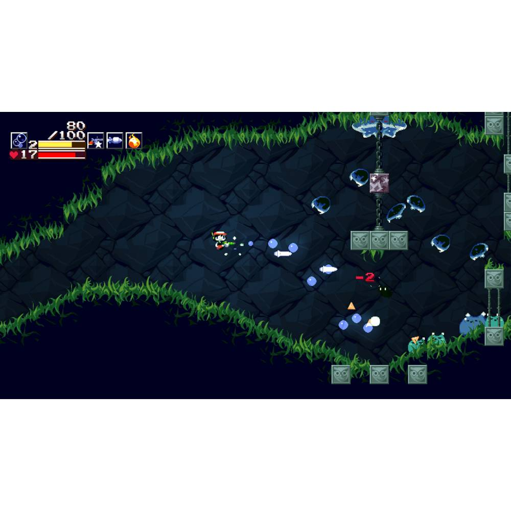 Cave Story+ (Nintendo Switch) (Английская версия) (Cave Story+ (Nintendo Switch) (EN)) фото 6