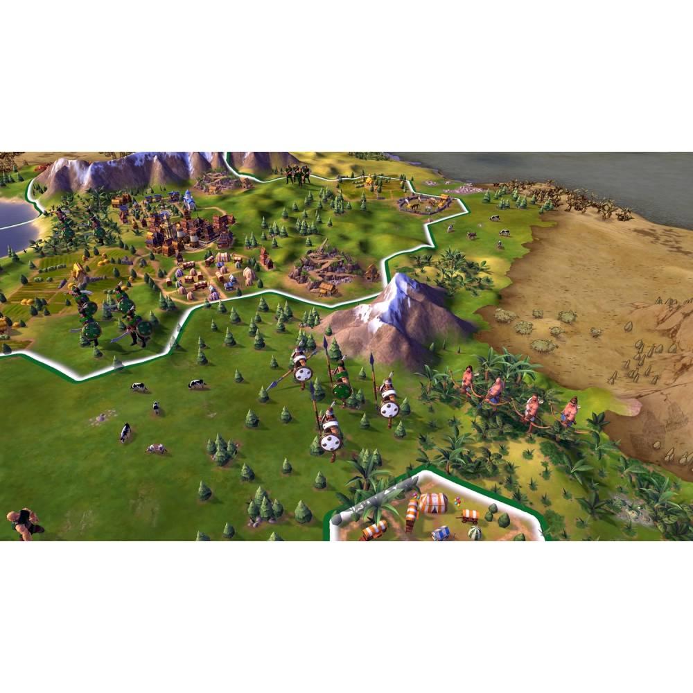 Sid Meier's Civilization VI (PS4/PS5) (Англійська версія) (Sid Meier's Civilization VI (PS4/PS5) (RU)) фото 3