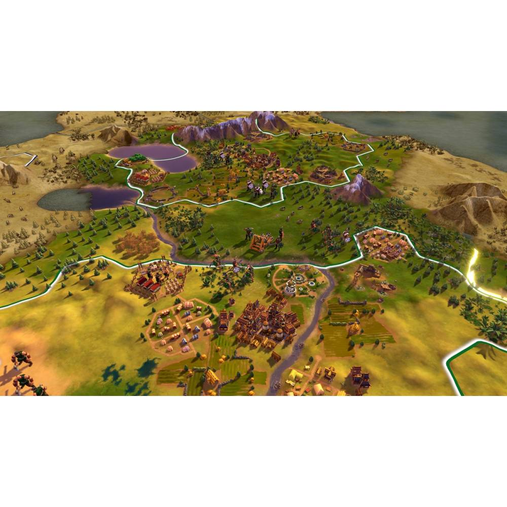 Sid Meier's Civilization VI (PS4/PS5) (Англійська версія) (Sid Meier's Civilization VI (PS4/PS5) (RU)) фото 4