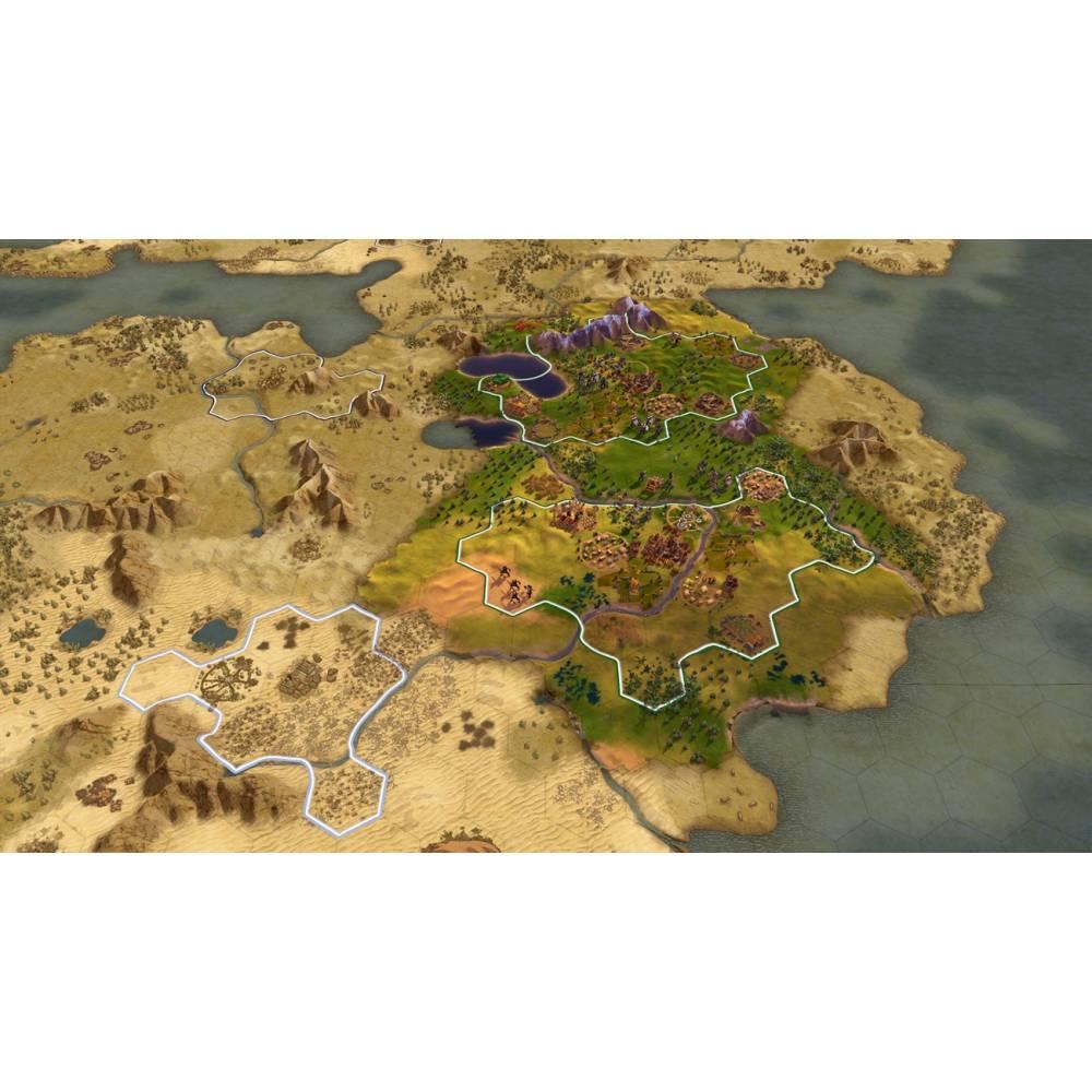 Sid Meier's Civilization VI (PS4/PS5) (Англійська версія) (Sid Meier's Civilization VI (PS4/PS5) (RU)) фото 5