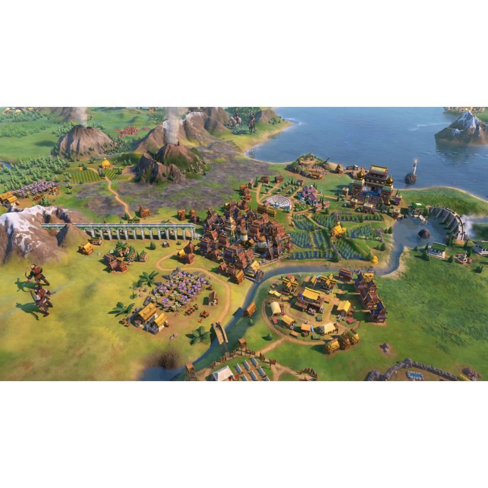 Sid Meier's Civilization VI (PS4/PS5) (Англійська версія) (Sid Meier's Civilization VI (PS4/PS5) (RU)) фото 6