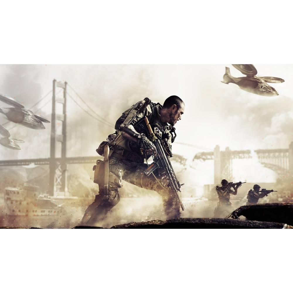 Call of Duty: Advanced Warfare (PS4) (Русская версия) (Call of Duty: Advanced Warfare (PS4) (RU)) фото 3