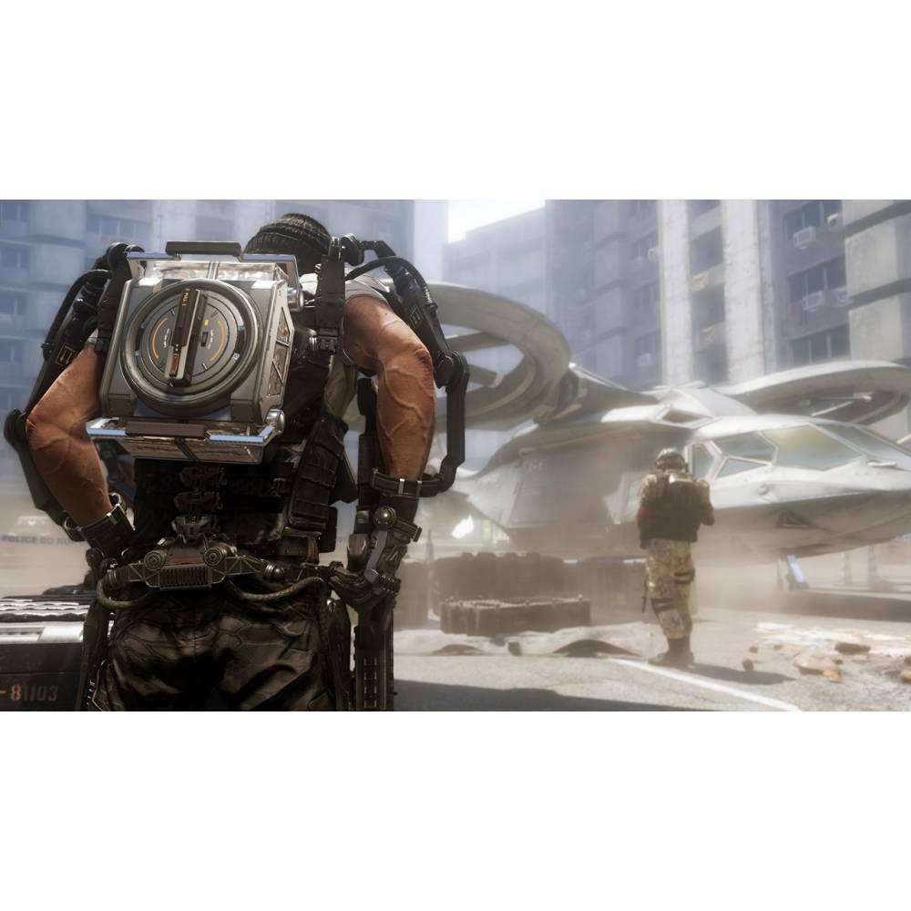 Call of Duty: Advanced Warfare (PS4) (Русская версия) (Call of Duty: Advanced Warfare (PS4) (RU)) фото 4