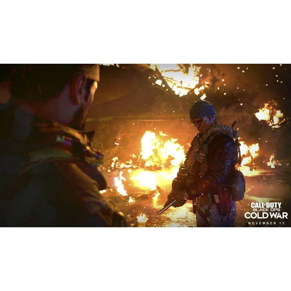 Call of Duty: Black Ops Cold War (PS5) (Російська озвучка) (Call of Duty: Black Ops Cold War (PS5) (RU)) фото 4