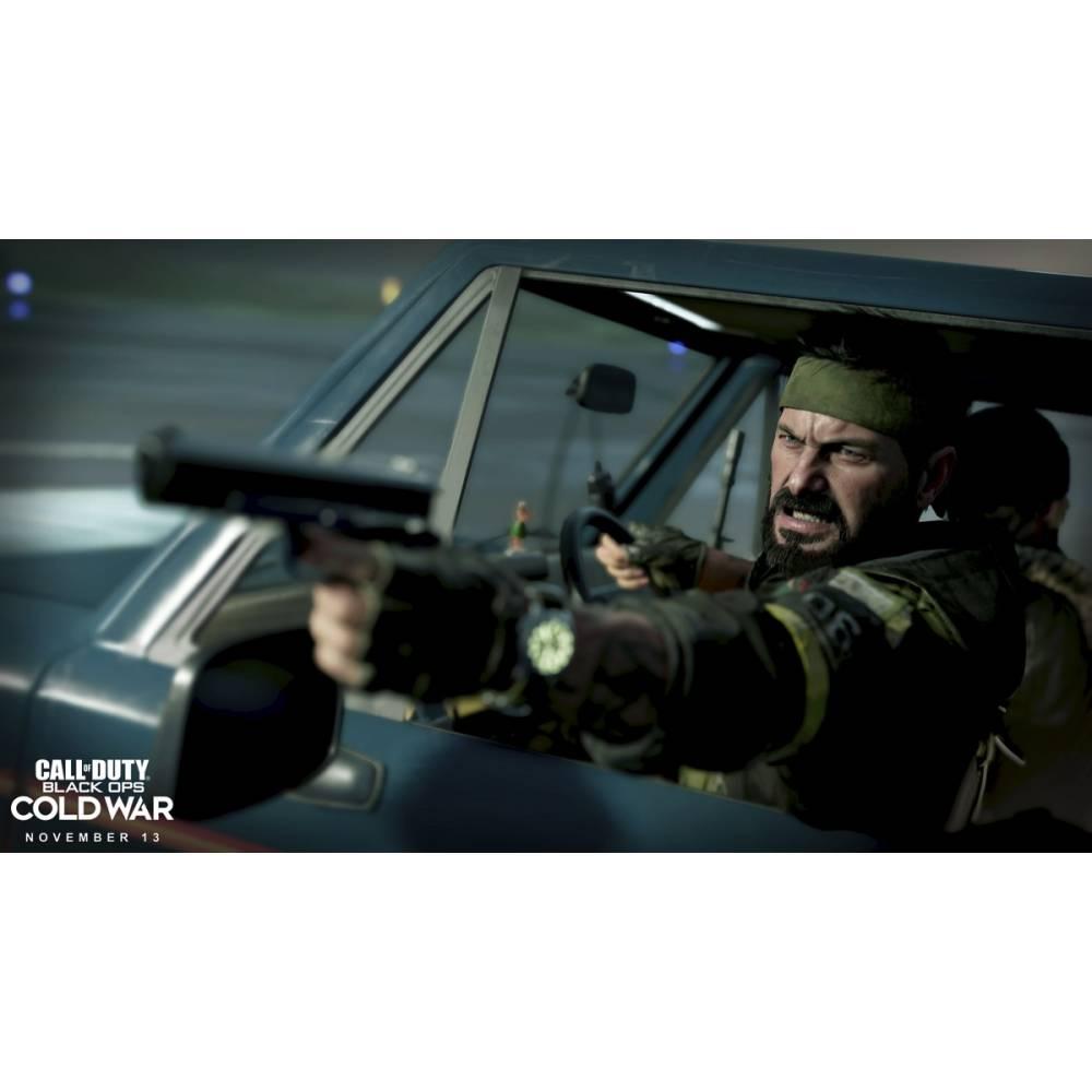 Call of Duty: Black Ops Cold War (PS5) (Російська озвучка) (Call of Duty: Black Ops Cold War (PS5) (RU)) фото 5