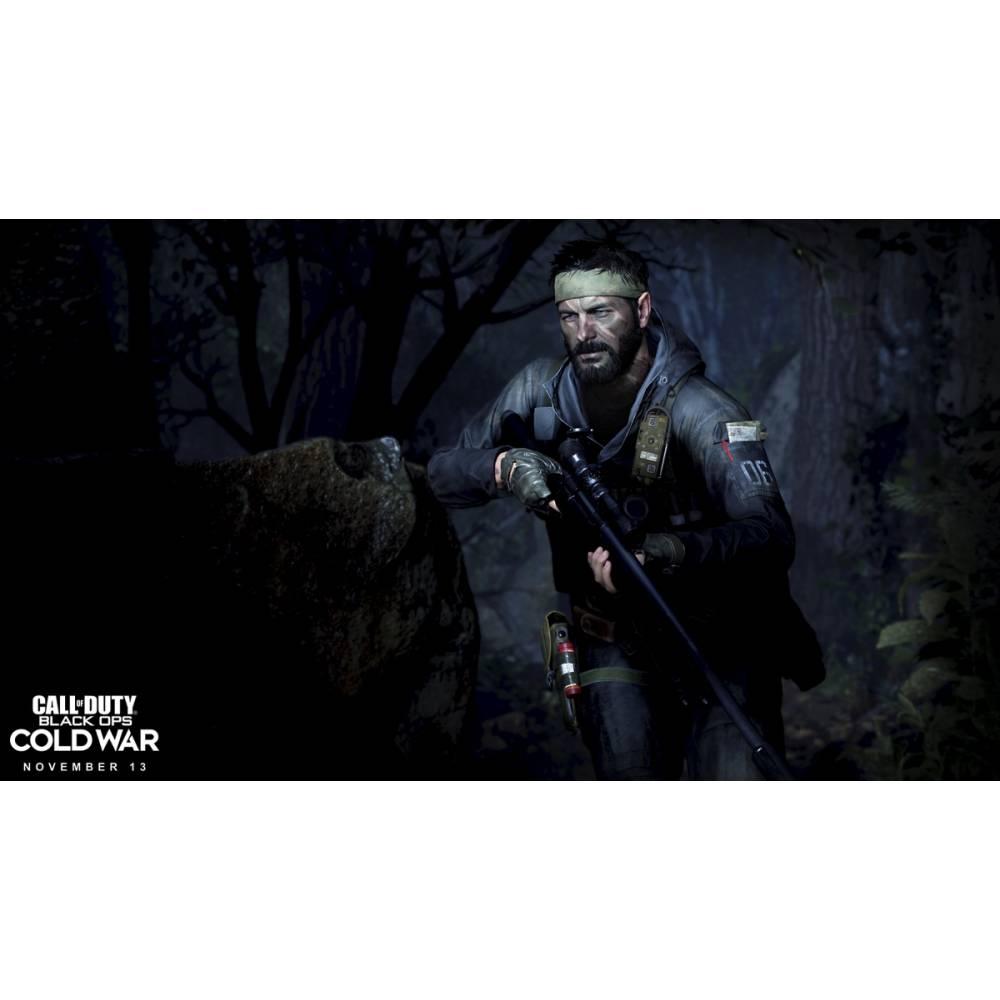 Call of Duty: Black Ops Cold War (PS5) (Російська озвучка) (Call of Duty: Black Ops Cold War (PS5) (RU)) фото 6
