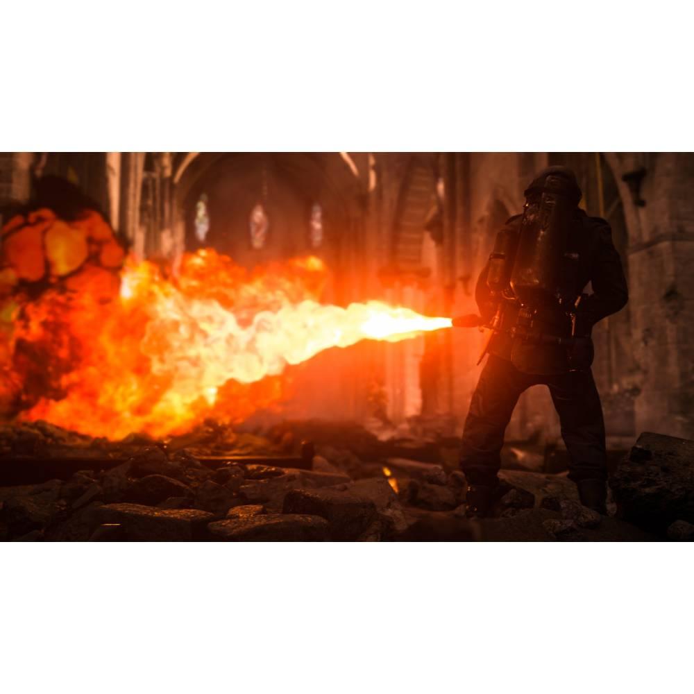 Call of Duty: WWII (PS4/PS5) (Російська озвучка) (Call of Duty: WWII (PS4/PS5) (RU)) фото 3