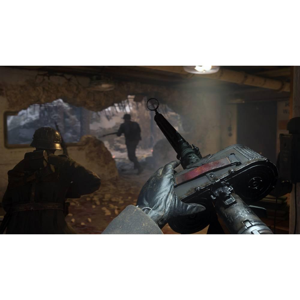 Call of Duty: WWII (PS4/PS5) (Російська озвучка) (Call of Duty: WWII (PS4/PS5) (RU)) фото 4